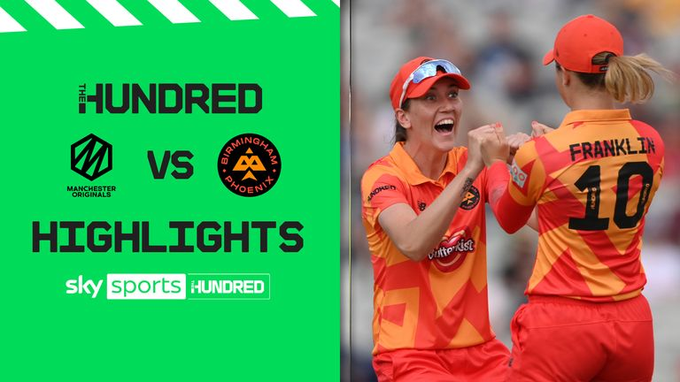 Birmingham's bowlers defended their total of 113 as they recorded their first victory in the Hundred at Manchester's expense.