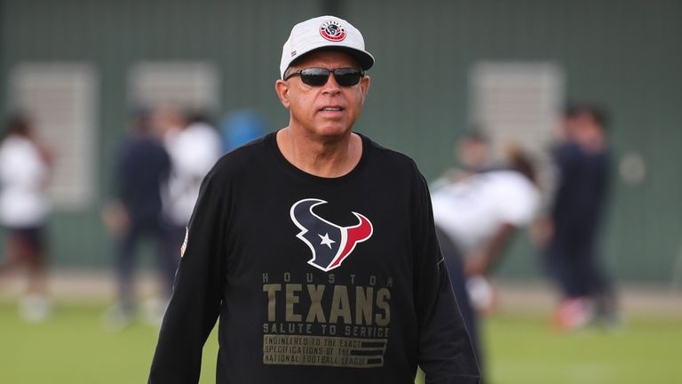 David Culley led the Texans to an opening win despite the tough job he on his hands in Houston