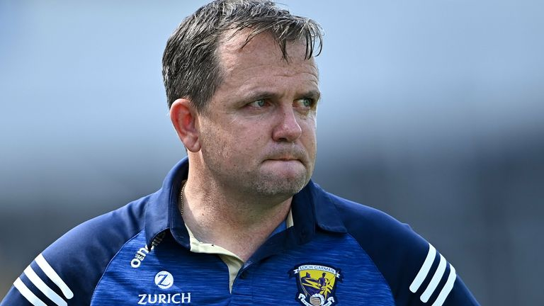 Fitzgerald cited the long drive to Wexford as a factor for stepping down
