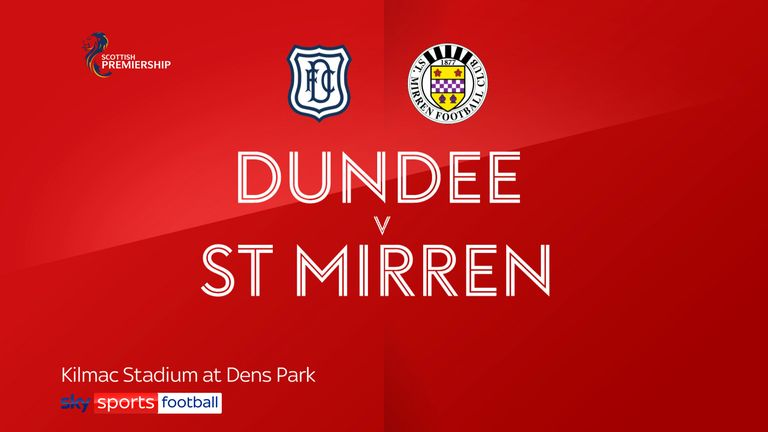 Dundee 2-2 St Mirren