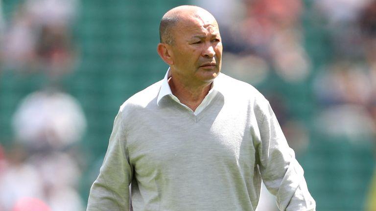 Eddie Jones has challenged England's rookies to make their mark
