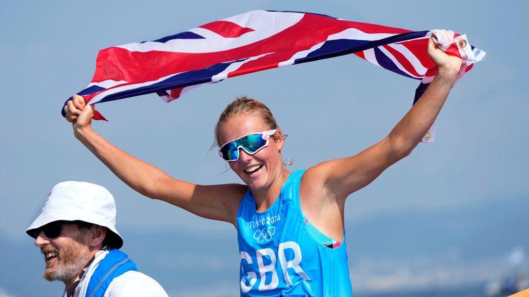 Britain's Emma Wilson