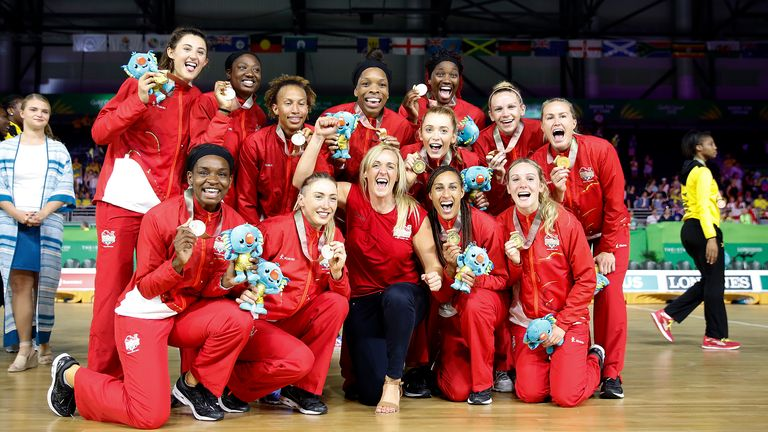 England will be the defending champions at the 2022 Commonwealth Games in Birmingham
