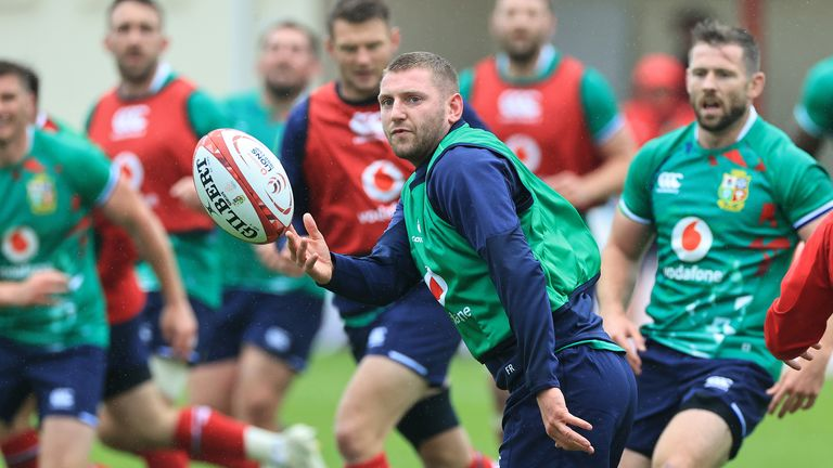 Finn Russell is not all about flicks and tricks, says Biggar