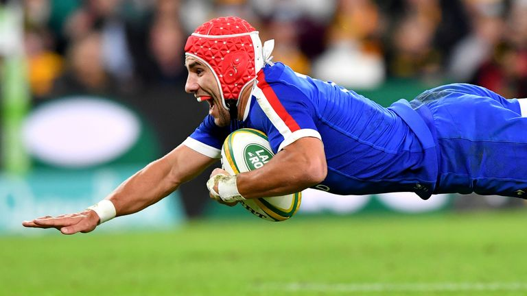 Deux tentatives de Gabin Villiers ont donné l'avantage à la France