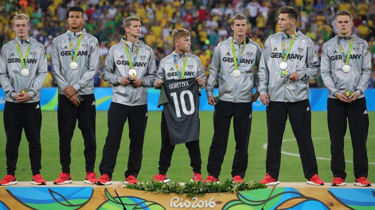 Alemania ganó la medalla de plata en Río 2016