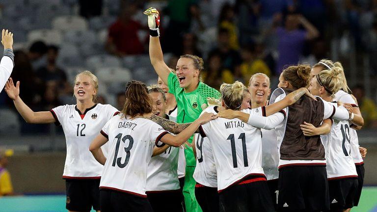 Alemania no logró clasificar al Campeonato Femenino