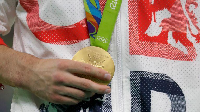 Team GB won 67 medals at Rio 2016