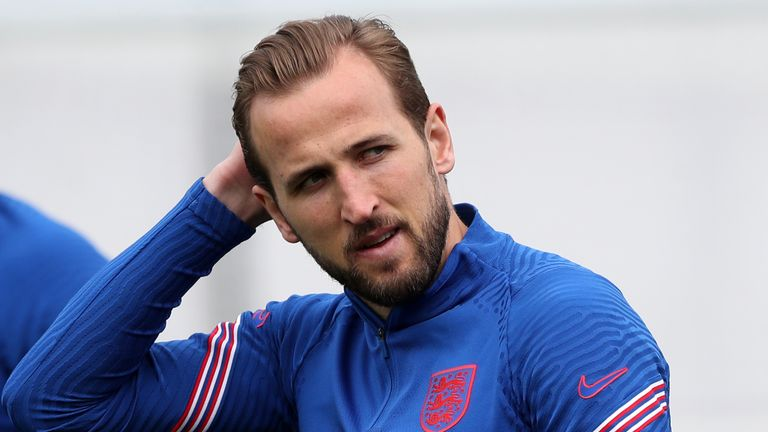 Harry Kane reiterated his desire to leave Tottenham ahead of England's Euro 2020 campaign this summer