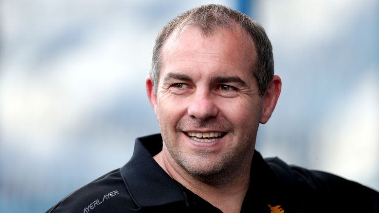 Huddersfield head coach Ian Watson is looking forward to working with Theo Fages again