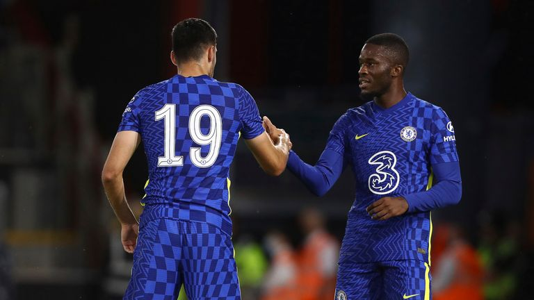 Ike Ugbo scored a late winner for Chelsea in their 2-1 victory at Bournemouth