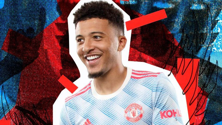 Manchester United have revealed a retro away shirt