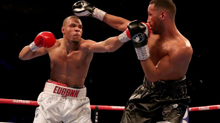 DeGale retired in 2019 after a points defeat to Chris Eubank Jr