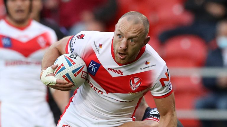 James Roby is aiming to add another Challenge Cup winners' medal to his collection