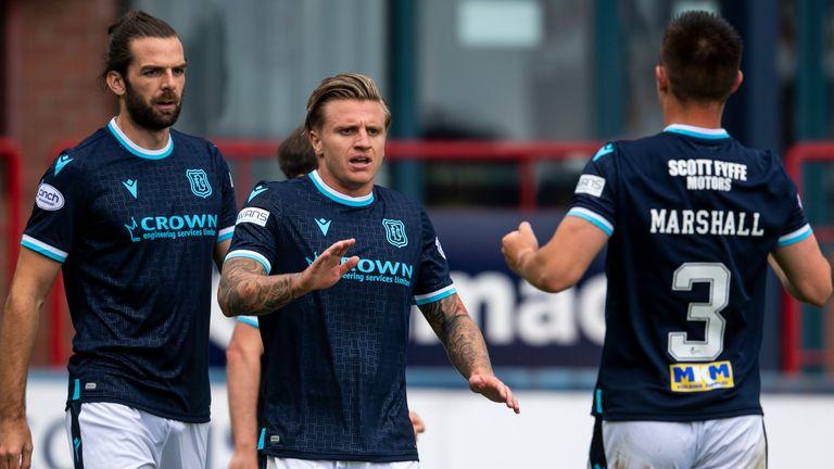 Jason Cummings hauled Dundee level against St Mirren