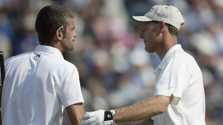 Jesper Parnevik and Mark Roe were both unable to feature in the final round