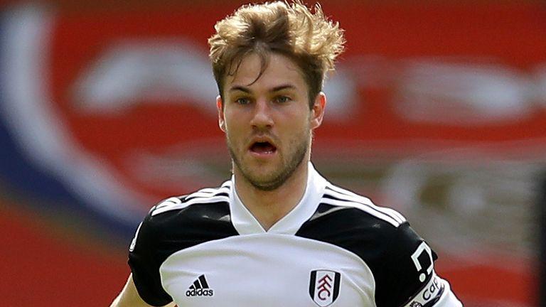 Joachim Andersen spent last season on loan in the Premier League at Fulham (AP)