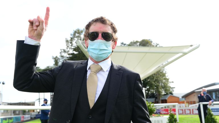 Johnny Murtagh has enjoyed a winner at Royal Ascot and Glorious Goodwood this year