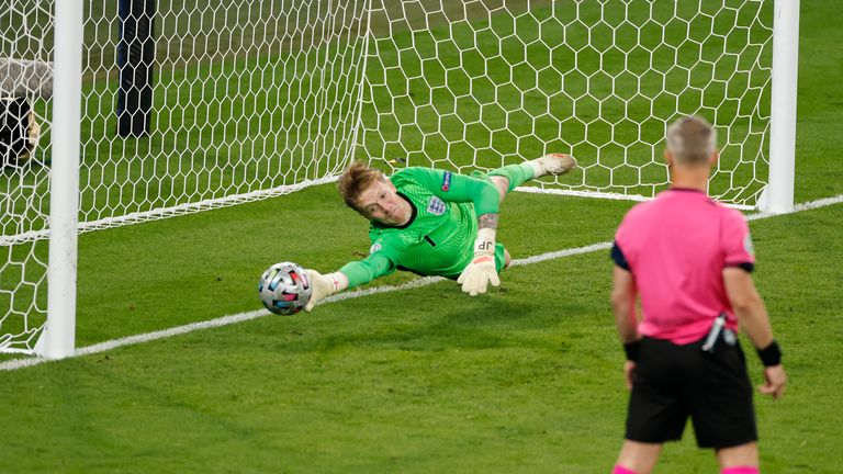Pickford's superb save from Jorginho would fade into insignificance