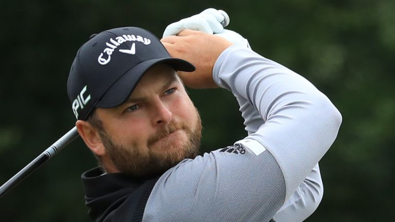 Jordan Smith moved back top of the leaderboard at the ISPS Handa World Invitational