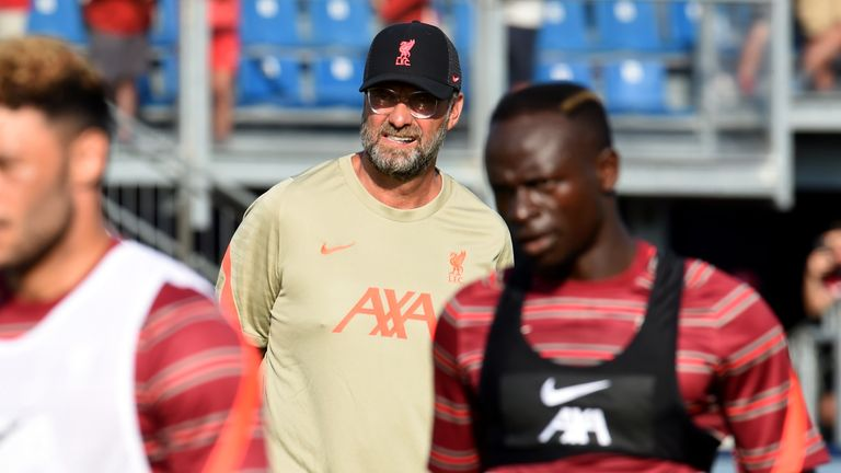 Liverpool manager Jurgen Klopp said his side were far from perfect against Mainz