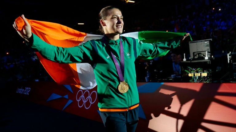 Katie Taylor, Nicola Adams & Claressa Shields at London 2012 Inspired Era That Includes Four Women From The GB Team At Tokyo 2020: 'They Lead The Way' |  Boxing News