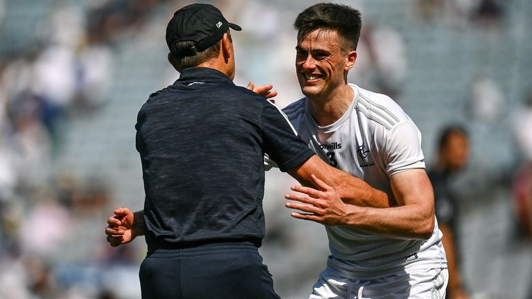 Kildare have enjoyed a successful 2021 campaign thus far under Jack O'Connor