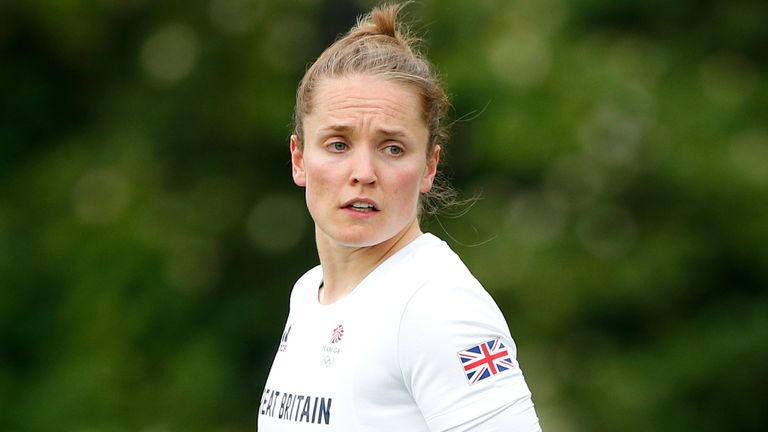 Kim Little says it will be 'easy' to adjust to sharing the captaincy