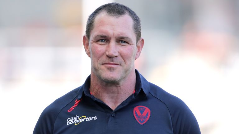 Kristian Woolf has revealed the difficulties St Helens are facing in keeping hold of some players