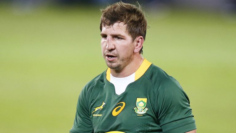 In the absence of Duane Vermeulen due to injury, Kwagga Smith will start at No 8