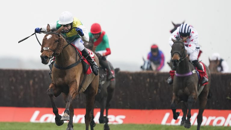 One of the highlights of the jump season, the Ladbrokes Trophy, is held at Newbury each year