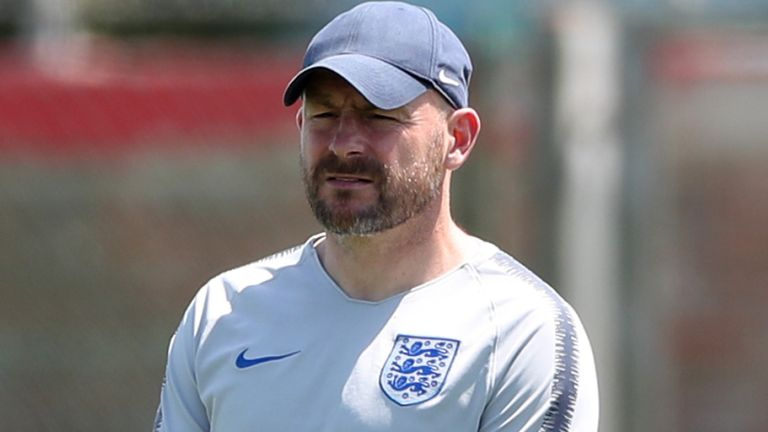 Lee Carsley has been appointed England U21 head coach (PA)