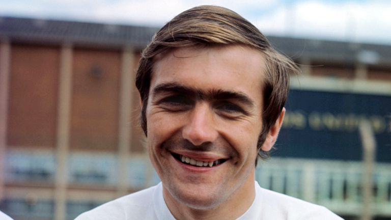 Former Leeds United defender Terry Cooper has died at the age of 77.