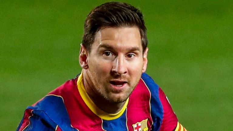 Lionel Messi has agreed terms over a new deal at Barcelona