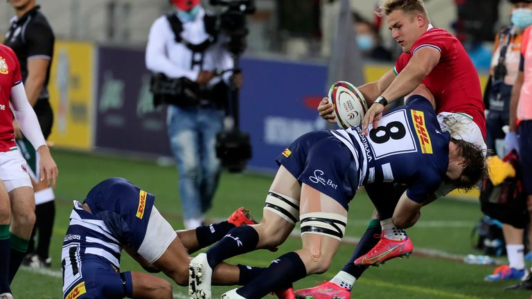 Head shocks and concussions in rugby are the subject of a new action plan