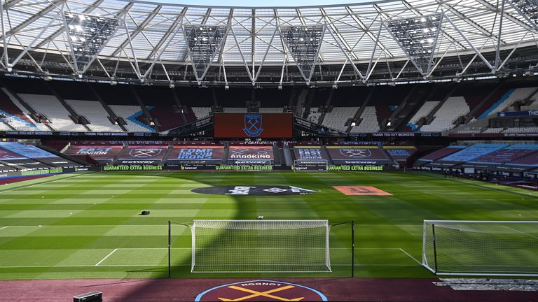 AP - London Stadium