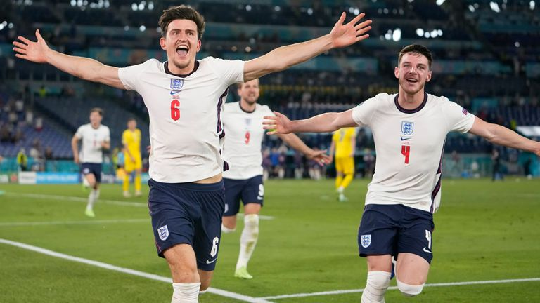 AP: Harry Maguire