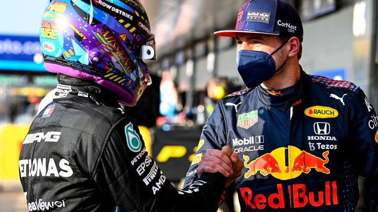 Lewis Hamilton vs Max Verstappen: Jenson Button's F1 prediction as rivalry