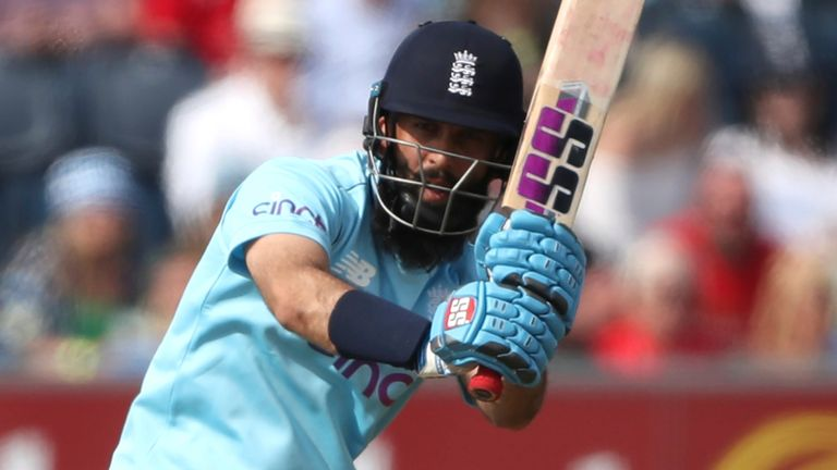 Moeen Ali says he is ready to take a 'proper chance' when it comes for England