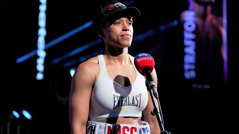 Natasha Jonas admits fighters 'petrified' at first loss, but reveals how she overcame fear of failure    Boxing News