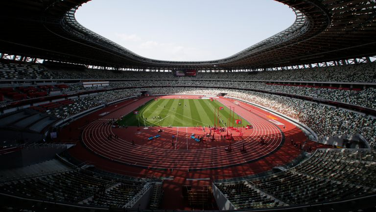 El Estadio Nacional de Tokio acogerá la final femenina