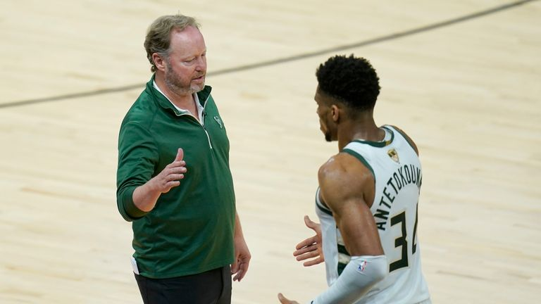 Mike Budenholzer: Milwaukee Bucks 'excited' about Game 6 ...