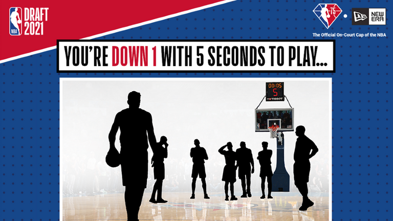 NBA Draft Day adventure promo