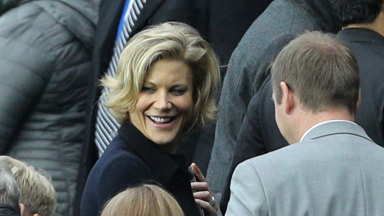 Amanda Staveley has been left frustrated by the Premier League's stance during the proposed takeover of Newcastle United.