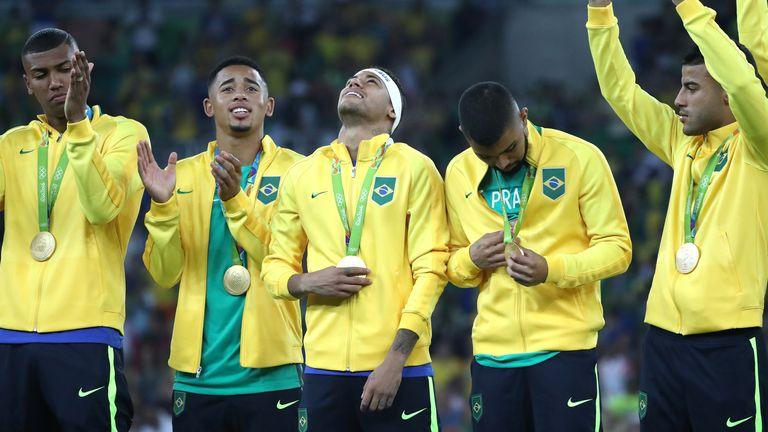 Neymar wird während der Spiele nicht Teil der brasilianischen Fußballmannschaft sein