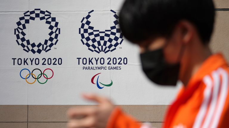 Tokyo is hosting the delayed 2020 Games, with the opening ceremony taking place on Friday
