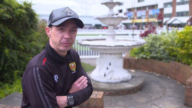 Paddy Mathers