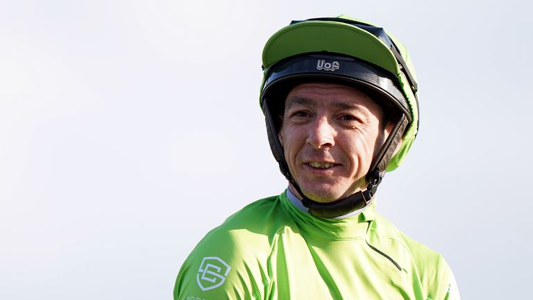 eToro Racing's Paddy Mathers