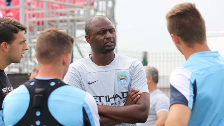 Patrick Vieira's journey to Crystal Palace: The natural leader who was initially reluctant to become a coach | Football News