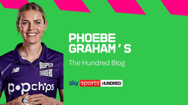 Phoebe Graham, Northern Superchargers, The Hundred